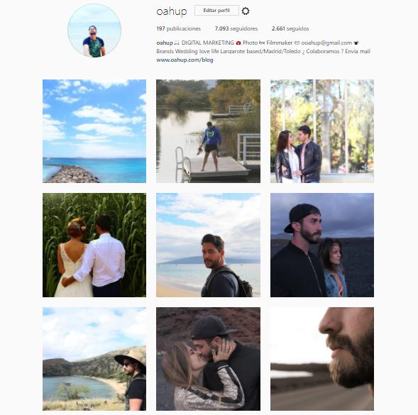 Redes Sociales. Instagram