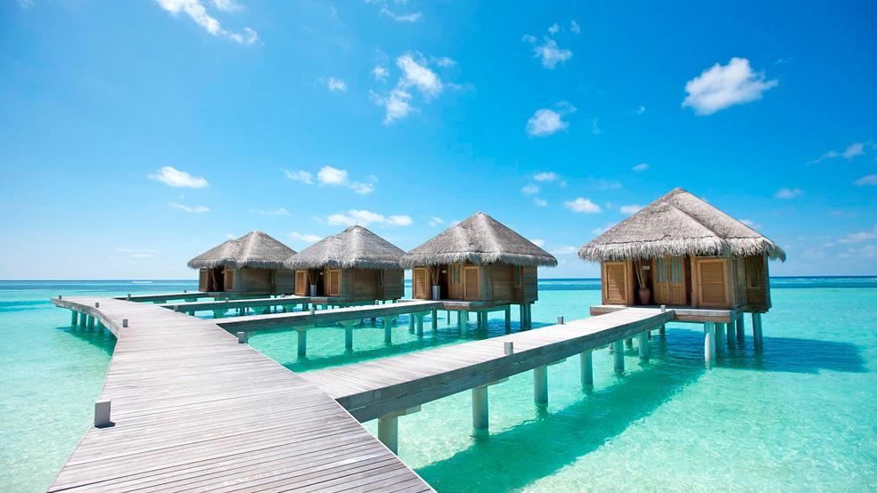 Top Destinos. Maldivas
