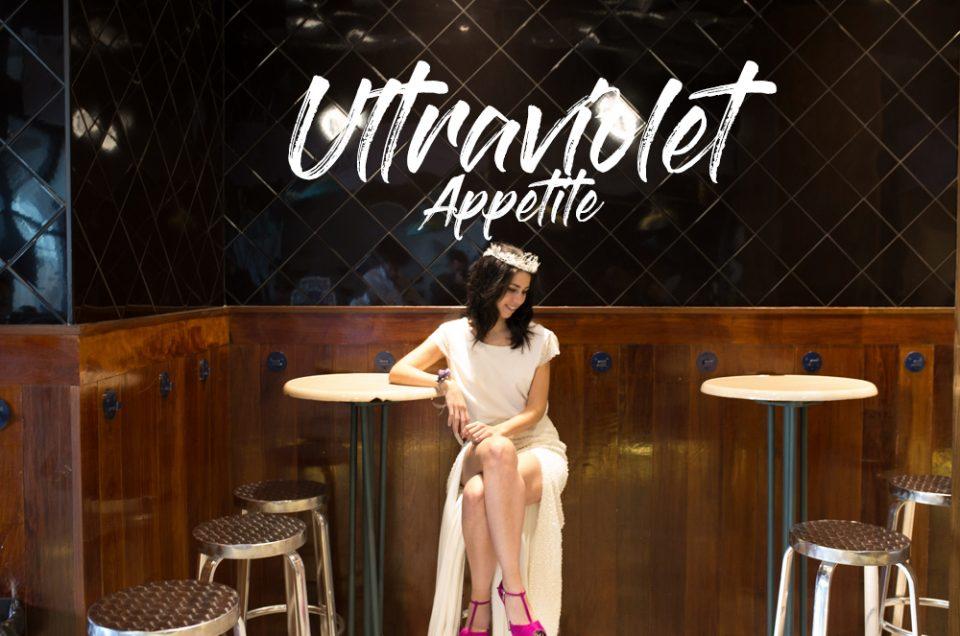 Ultraviolet appetitte, La I Editorial de 2018