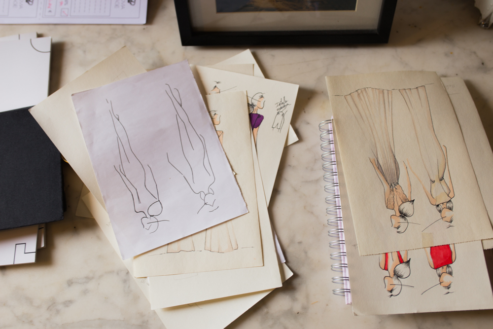 La Novia Vintage, Diseños