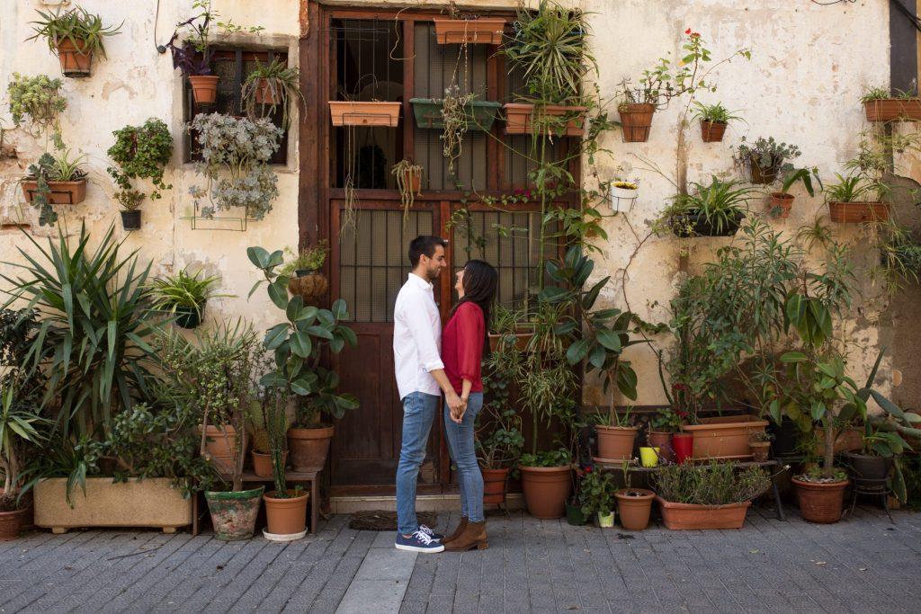 Barcelona, amor, oahup
