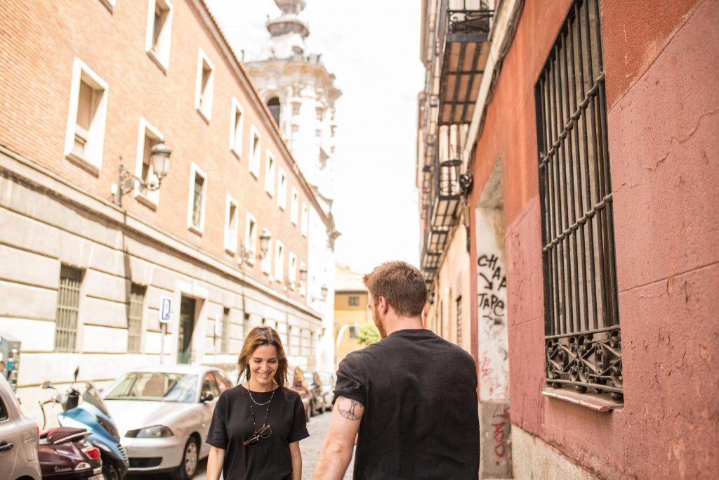 Gijón Andrea & Marcos PreWed Mad (99)