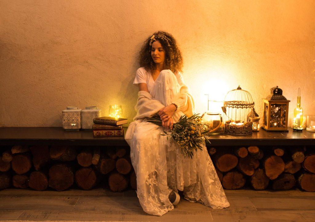 Toledo boda novia Hygge